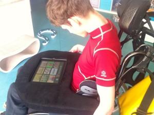 držák na iPad rehatechnik